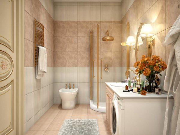 С чего начинать класть плитку в ванной с пола или стен