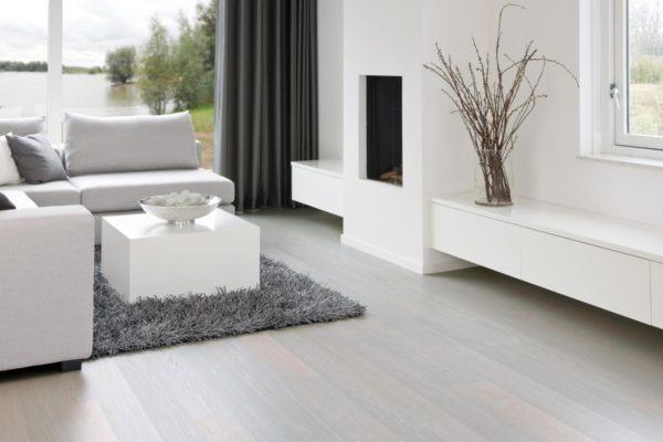 Интерьер гостиной в минималистическом стиле