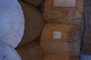 Шаг 1 – установка терморегулятора и датчика температуры пола
