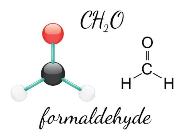 Формула формальдегида
