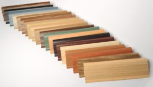 Цветовое разнообразие полиуретановых плинтусов