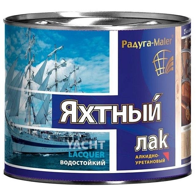 Алкидно-уретановый яхтный лак