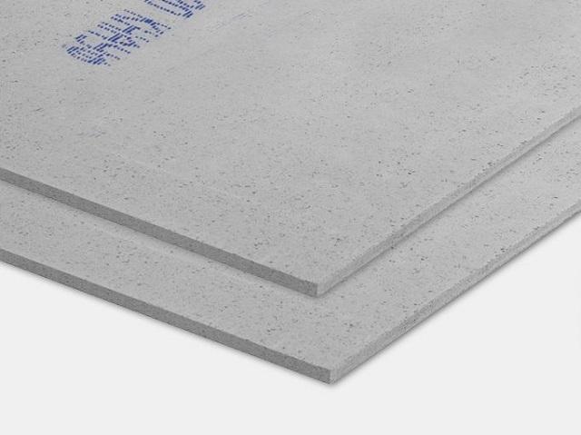 ГВЛ - элементы пола для настила покрытия поверх сухой засыпки