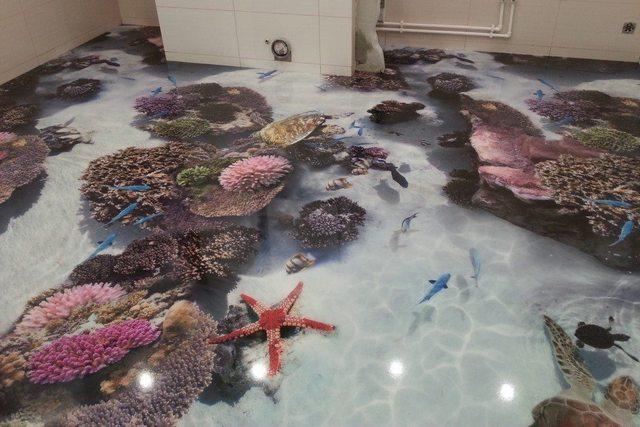 Вот такие чудеса можно творить с использованием эпоксидных наливных составов