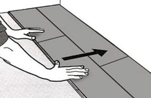 Виниловая плитка для пола плюсы и минусы покрытия  способы укладки