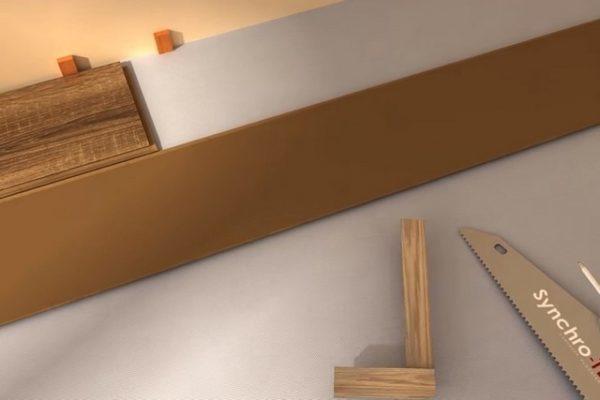 Доска разворачивается на 180 градусов и в продольной, и в поперечной плоскости