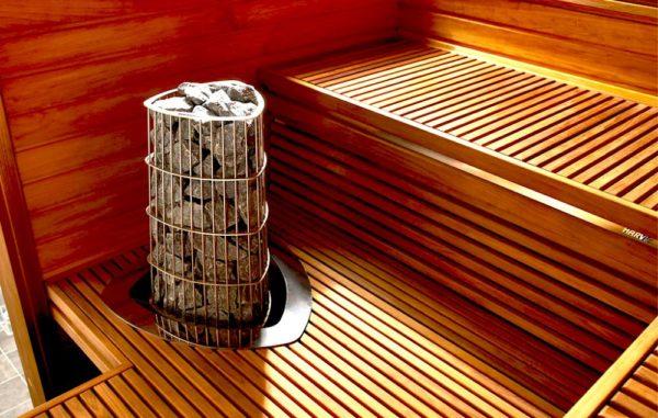 Электрическая банная печь
