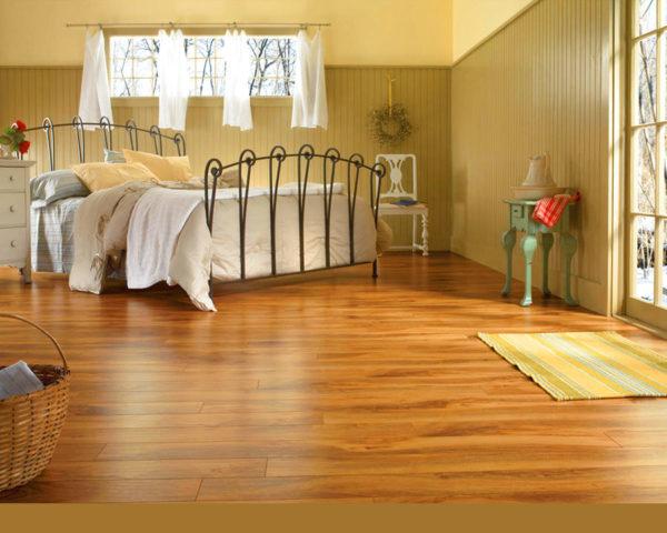 Создать стильный и современный интерьер с помощью кварц-виниловой плитки легко