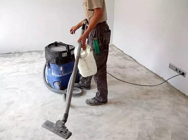 Обеспыливание бетонной поверхности - это вовсе не просто удаление пыли, как может показаться, а создание условий для прекращения ее массового образования