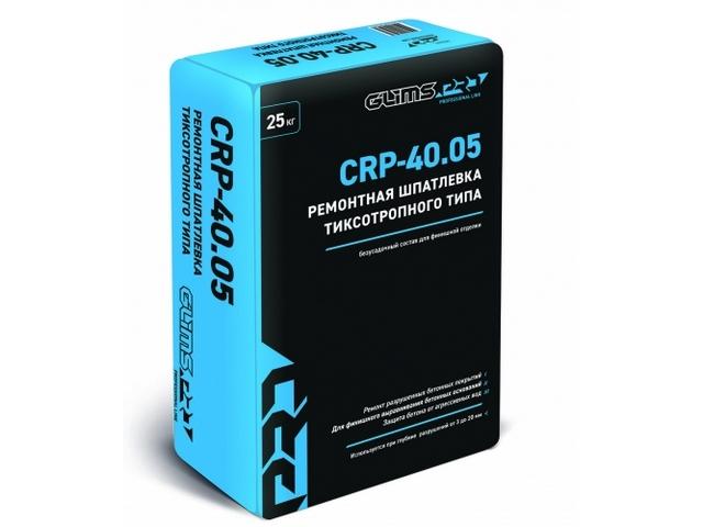 Ремонтный состав тиксотропного типа – «Glims CRT-40»