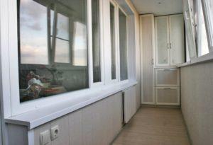 Лоджия, балконы