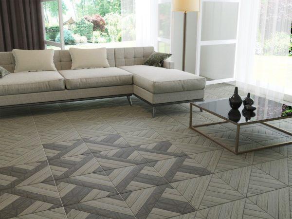 Характеристиски самой плитки, а особенно - размеры, нужно обязательно учитывать