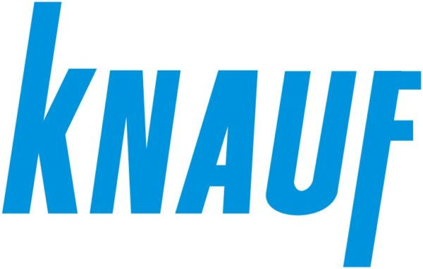 Логотип компании KNAUF