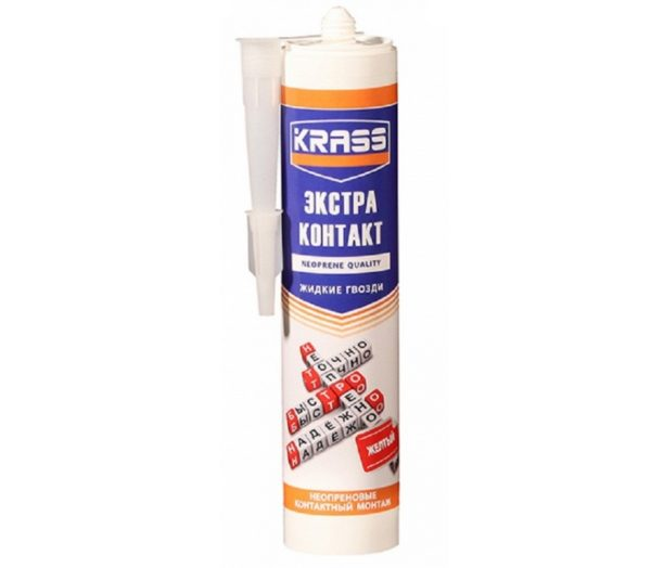 Неопреновый клей KRASS