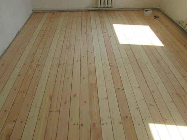 Самый экологичный вариант пола — деревянный