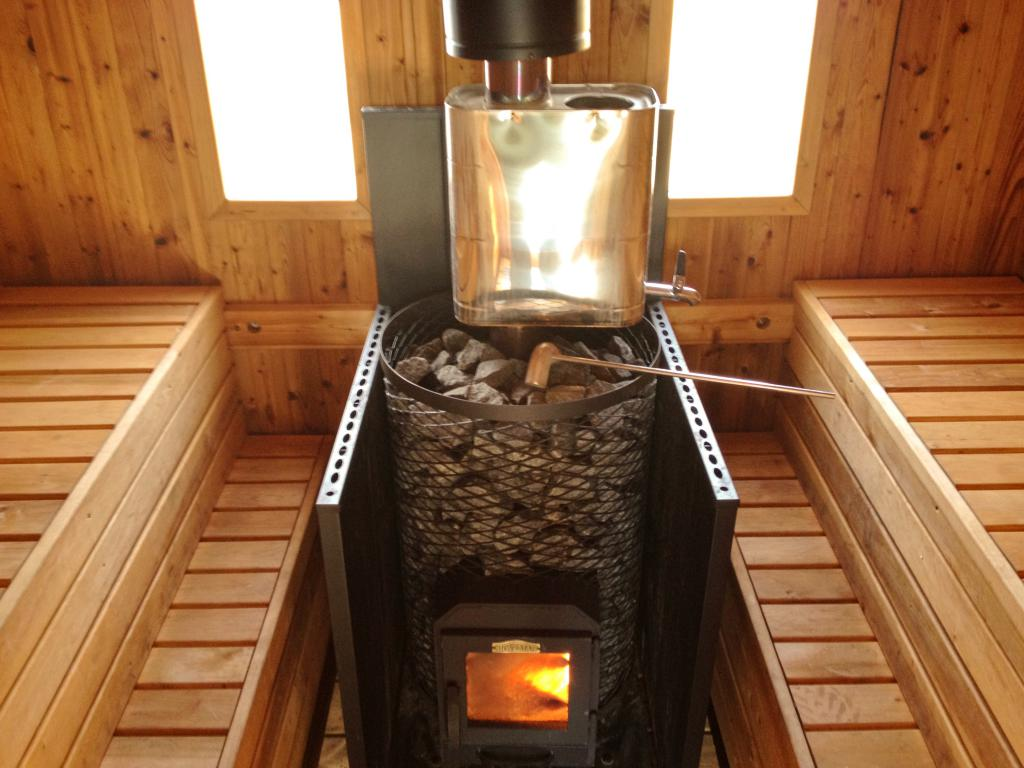 Инфракрасный теплый пол для бани