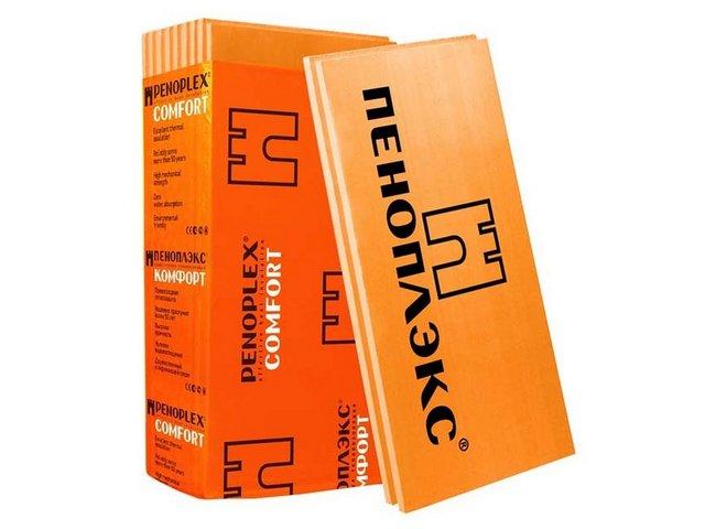 Среди российских потребителей наиболее популярным брендом ЭППС является «Пеноплэкс». Его отличает характерный оранжевый цвет.