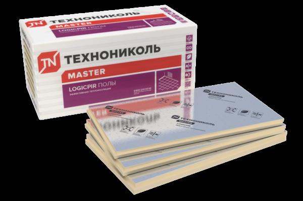 Упаковка утеплителя LOGICPIR Полы